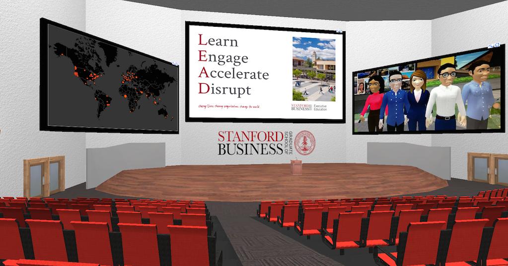 斯坦福商学院推出全新沉浸式在线课程,专注提升个人领导力