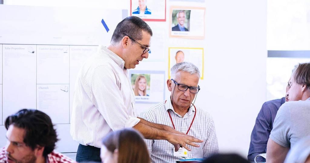 商学院推出最新高管课程,推动创新和卓越运营
