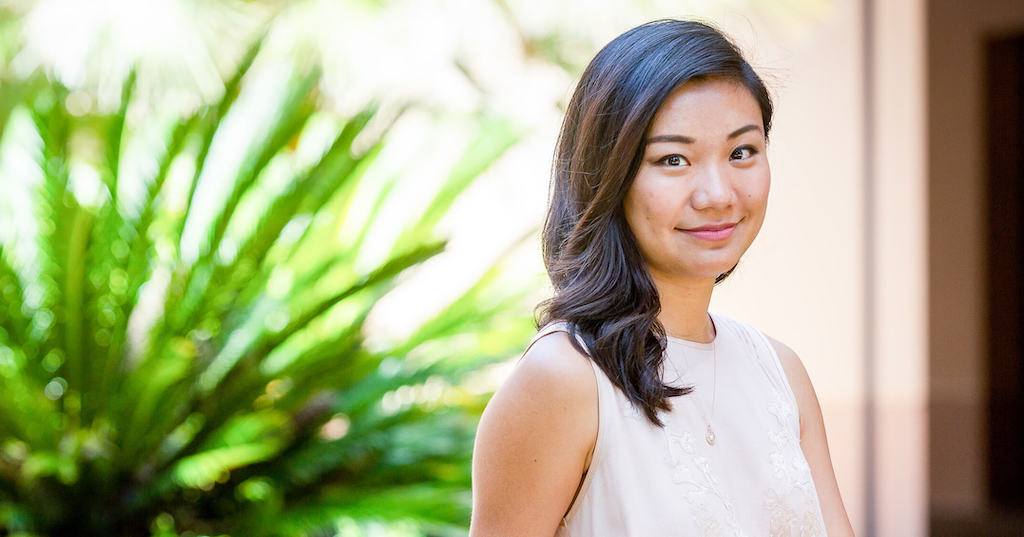 Voices of Stanford GSB: Hanna Tian, MBA '19